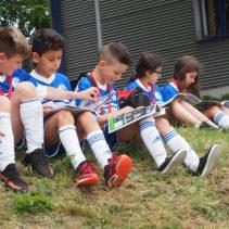Lesestoff für Kicker: die besten Fußballbücher für Kids im WM-Jahr 2018