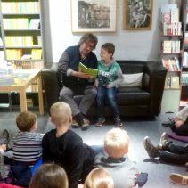 Bundesweiter Vorlesetag für Willibrord- und Förderschüler