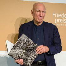 Sebastião Salgado erhält den Friedenspreis des Deutschen Buchhandels 2019